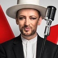 Boy Georgeplayed by Boy George