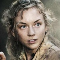Beth Greene played by Emily Kinney