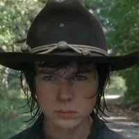 Carl Grimes played by Chandler Riggs Image
