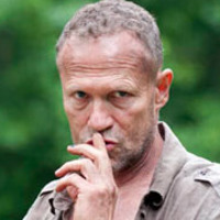 Merle Dixonplayed by Michael Rooker