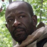 Morgan Jones played by Lennie James