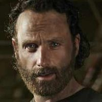 Rick Grimes played by Andrew Lincoln Image