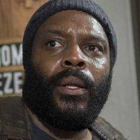 Tyreese played by Chad L. Coleman