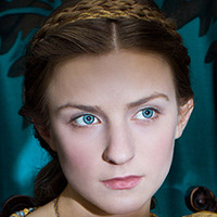Lady Anne Neville played by Faye Marsay