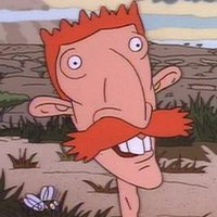 Nigel Thornberry played by Tim Curry