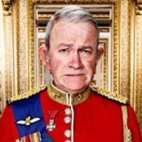 Charles played by Harry Enfield