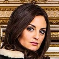 Pippaplayed by Morgana Robinson