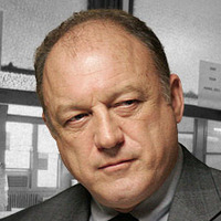 Dep. Comm. for Operations William A. Rawls played by John Doman
