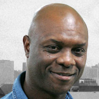 Howard 'Bunny' Colvin played by Robert Wisdom