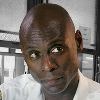 Lt. Cedric Daniels The Wire