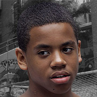 Michael Lee played by Tristan Wilds
