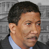 Norman Wilson played by Reg E. Cathey