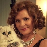 Emily French played by Kim Cattrall
