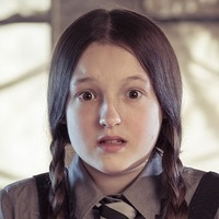 Mildred Hubble played by Bella Ramsey