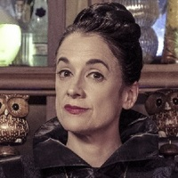Miss Hardbroom played by Raquel Cassidy