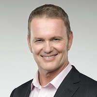 Eric Albrectson played by Craig McLachlan
