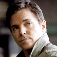 Alex Krycek played by Nicholas Lea