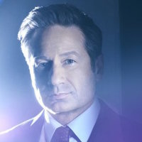 Fox Mulder played by David Duchovny