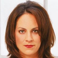 Monica Reyes played by Annabeth Gish