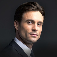 Cane Ashby played by Daniel Goddard