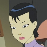 Agent Lee played by Lauren Tom
