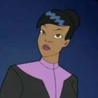 Agent Rush played by Dominique Jennings