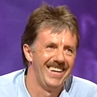 Mark Lawrenson They Think It's all Over (UK)