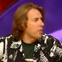 Jonathan Ross - Regular Panelist They Think It's all Over (UK)