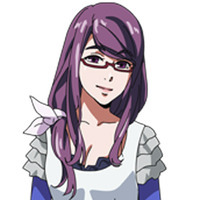 Rize Kamishiro played by