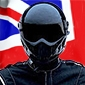 The Black Stig (2002-2003) played by Perry McCarthy