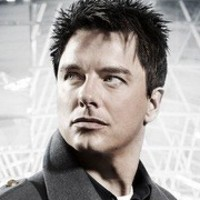 Captain Jack Harkness played by John Barrowman