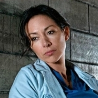 Dr. Vera Juarez played by Arlene Tur