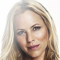Lucy Robbins played by Maria Bello