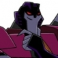 Starscream Transformers: Animated