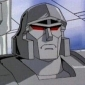 Megatron played by David Kaye