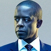 Jon Allerton played by Adrian Lester