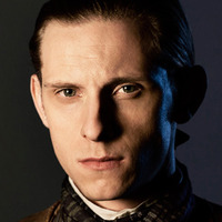 Abe Woodhull played by Jamie Bell