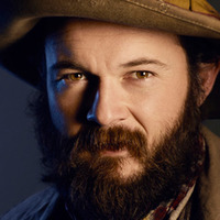 Caleb Brewster played by Daniel Henshall