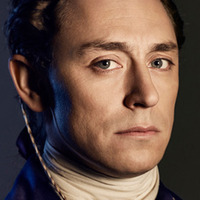 John Andre played by JJ Feild
