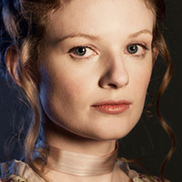 Mary Woodhull played by Meegan Warner Image