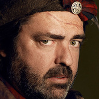 Robert Rogers played by Angus Macfadyen