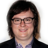 Barry played by Clark Duke