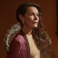 Amira played by Alice Krige