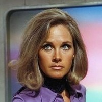 Col. Virginia Lake played by Wanda Ventham
