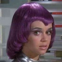Lt. Gay Ellis played by Gabrielle Drake