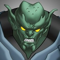 Green Goblin Ultimate Spider-man