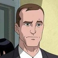 Principal Coulson Ultimate Spider-man