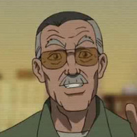 Stan the Janitorplayed by Stan Lee