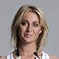 Liz Cruickshank played by Asher Keddie