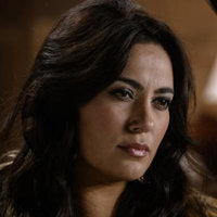 Lara played by Yasmine Akram